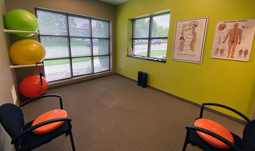 Chiropractor Plymouth MN Exercise Room
